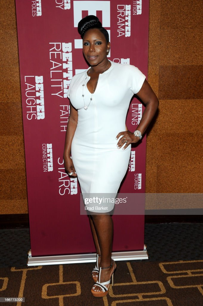 Comedian Sommore attends the BET Networks 2013 New York Upfront on April 16, 2013 in New York City.
