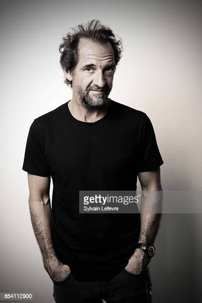 Comedian Stephane De Groodt is photographed for Self Assignment on August 23 2017 in Angouleme France