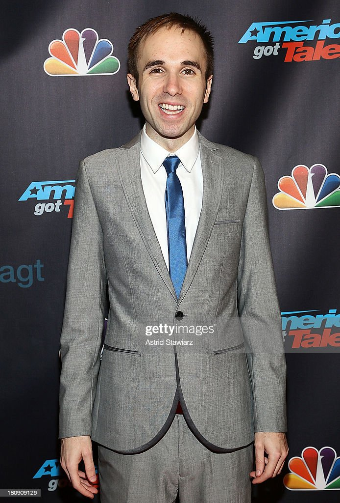 Comedian Taylor Williamson attends 'America's Got Talent' Season 8 Pre-Show Red Carpet Event at Radio City Music Hall on September 17, 2013 in New York City.