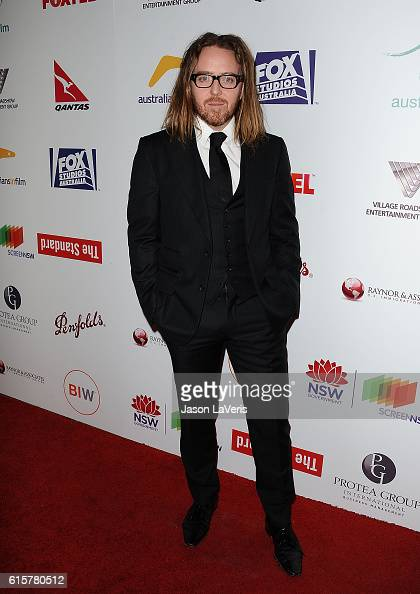 Comedian Tim Minchin attends the Australians In Film 5th annual awards gala on October 19 2016 in Los Angeles California