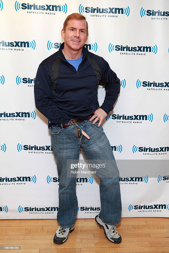 Comedian Tom Cotter visits the SiriusXM Studios on November 21, 2012 in New York City.