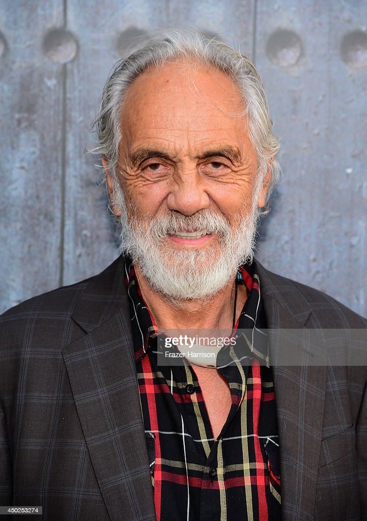 Comedian Tommy Chong attends Spike TV's 'Guys Choice 2014' at Sony Pictures Studios on June 7, 2014 in Culver City, California.