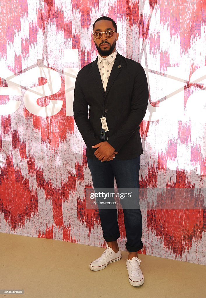 Comedian Tone Bell attends the HBO Luxury Lounge featuring PANDORA at Four Seasons Hotel Los Angeles at Beverly Hills on August 23, 2014 in Beverly Hills, California.