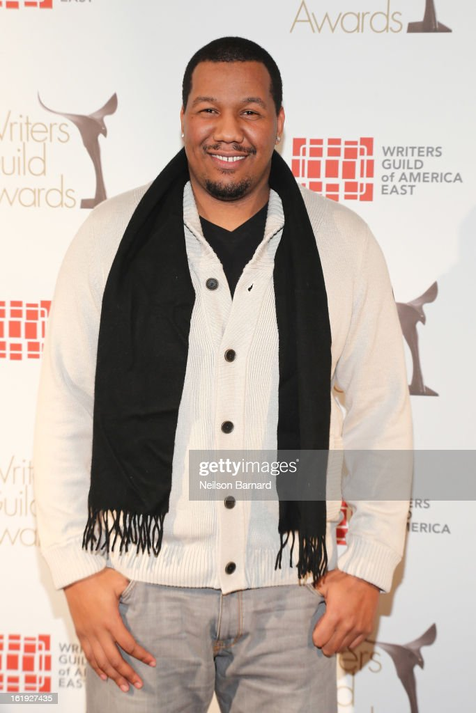 Comedian Travon Free attends the 65th annual Writers Guild East Coast Awards at B.B. King Blues Club & Grill on February 17, 2013 in New York City.