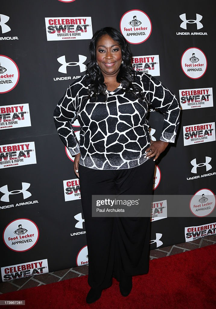 Comedian / TV Personality Loni Love attends the 2013 ESPYS after party on July 17, 2013 in Los Angeles, California.