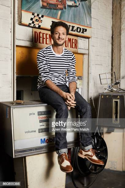 Comedian Vincent Dedienne is photographed for Paris Match on June 16 2017 in London England