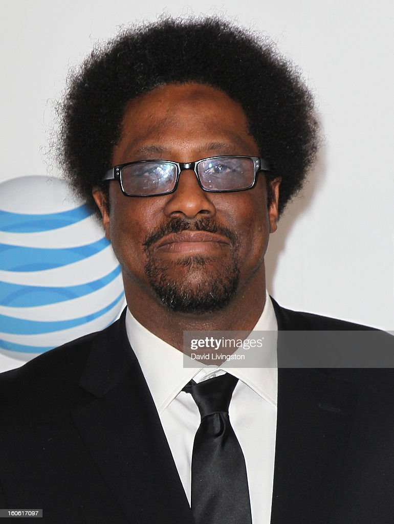 Comedian W. Kamau Bell attends the 44th NAACP Image Awards at the Shrine Auditorium on February 1, 2013 in Los Angeles, California.