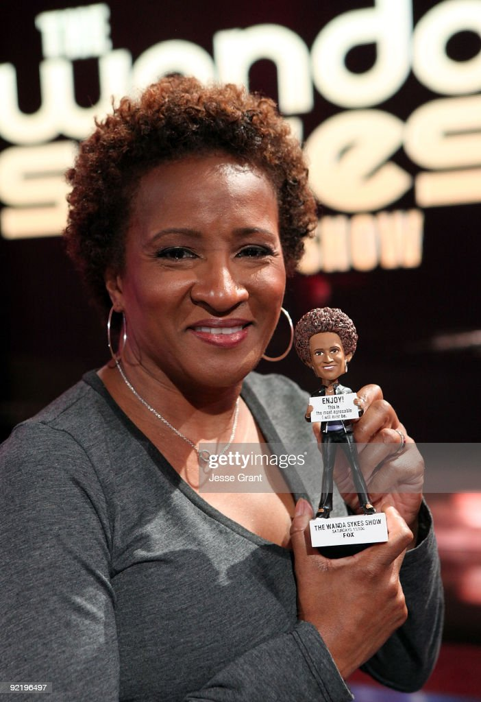 'The Wanda Sykes Show' Set Unveiling And Cocktail Party