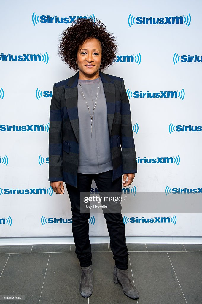 Celebrities Visit SiriusXM - October  20, 2016