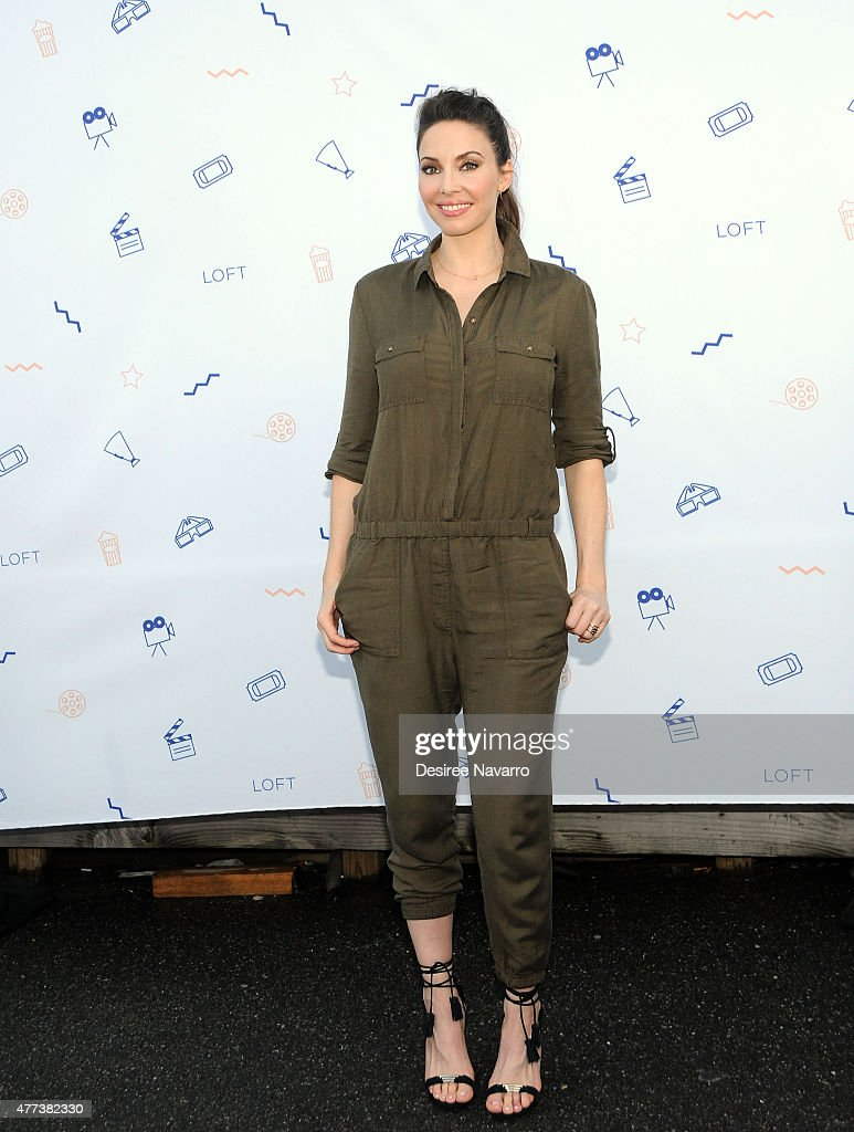 Comedian Whitney Cummings attends The LOL Summer Movie Series 'Sixteen Candles' at Solar One on June 16 2015 in New York City