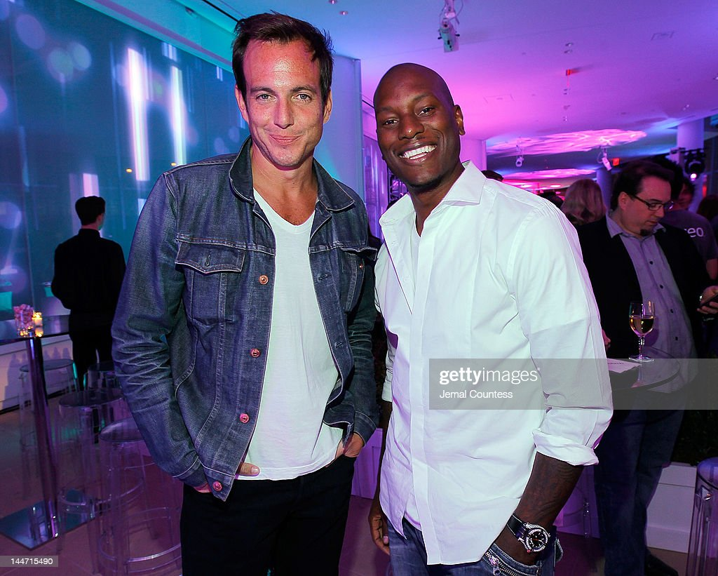 Comedian <a gi-track='captionPersonalityLinkClicked' href=/galleries/search?phrase=Will+Arnett&family=editorial&specificpeople=209259 ng-click='$event.stopPropagation()'>Will Arnett</a> and actor/singer <a gi-track='captionPersonalityLinkClicked' href=/galleries/search?phrase=Tyrese&family=editorial&specificpeople=206177 ng-click='$event.stopPropagation()'>Tyrese</a> Gibson attend the IAC & Aereo IWNY HQ Closing Party on May 17, 2012 in New York City.