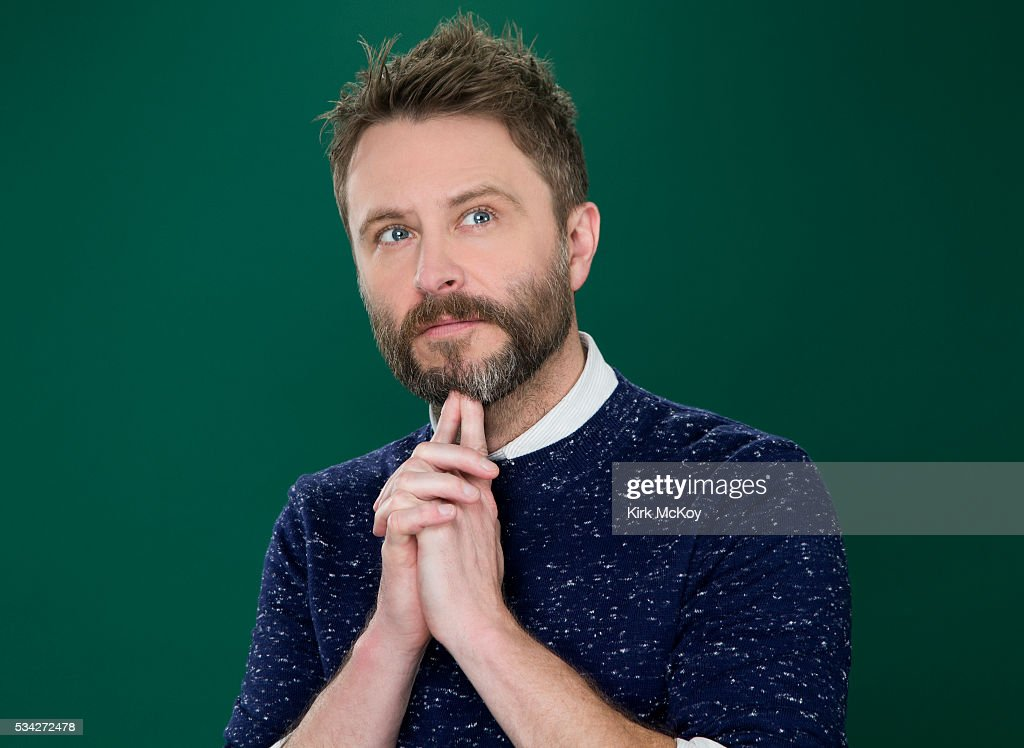 Chris Hardwick, Los Angeles Times, May 18, 2016 | Getty Images