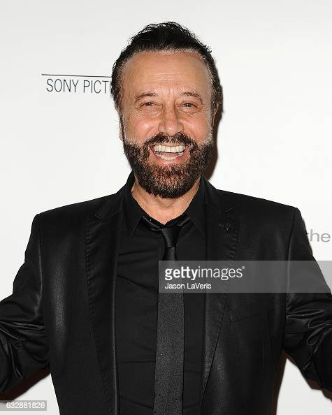 Comedian Yakov Smirnoff attends the premiere of 'The Comedian' at Pacific Design Center on January 27 2017 in West Hollywood California