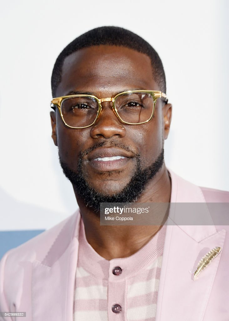 Comedian/actor Kevin Hart attends 'The Secret Life Of Pets' New York Premiere at David H Koch Theater at Lincoln Center on June 25 2016 in New York...