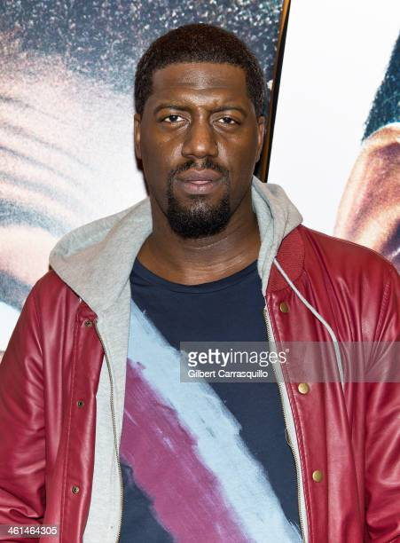 Comedian/actor Will 'SPANK' Horton attends the 'Ride Along' screening at The Pearl Theater on January 8 2014 in Philadelphia Pennsylvania