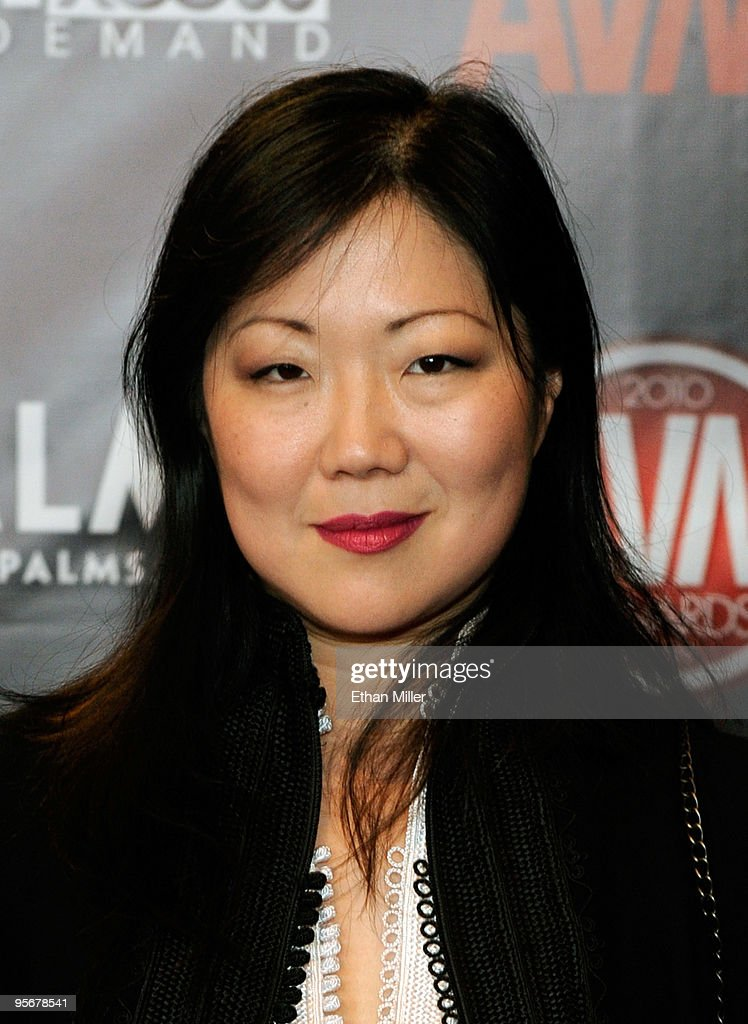 Comedian/actress <a gi-track='captionPersonalityLinkClicked' href=/galleries/search?phrase=Margaret+Cho&family=editorial&specificpeople=216403 ng-click='$event.stopPropagation()'>Margaret Cho</a> arrives at the 27th annual Adult Video News Awards Show at the Palms Casino Resort January 9, 2010 in Las Vegas, Nevada.