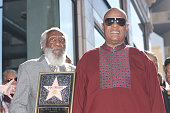 Comedian/Civil Rights Activist Dick Gregory is joined by the legendary recording artist Stevie Wonder as Dick Gregory receives his star On The...