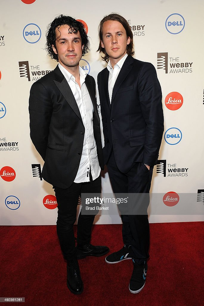 18th Annual Webby Awards - Arrivals