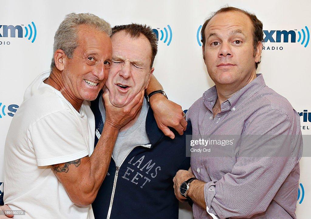 Celebrities Visit SiriusXM Studios - May 21, 2013
