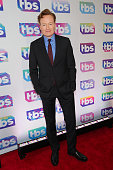 Comedian/Television Host Conan O'Brien attends TBS's A Night Out with Conan O'Brien Rashida Jones Samantha Bee Jason Jones held at The New Museum on...