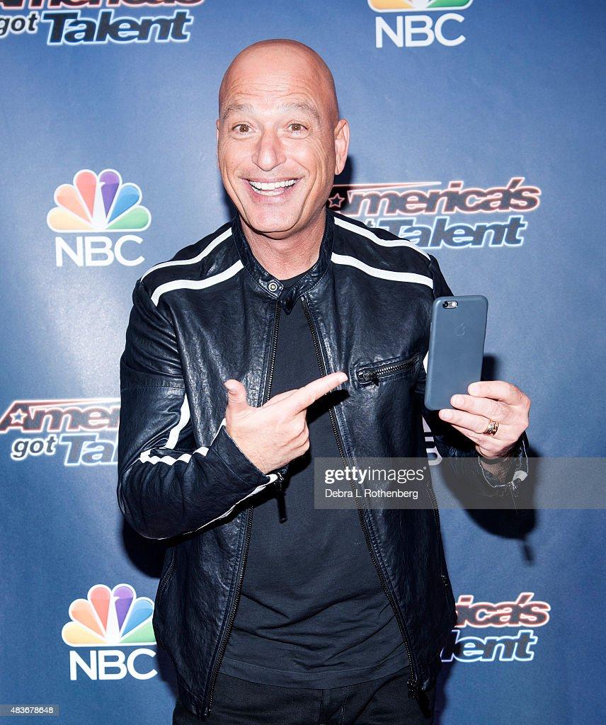 """America's Got Talent"" Pre-Show Red Carpet Event"