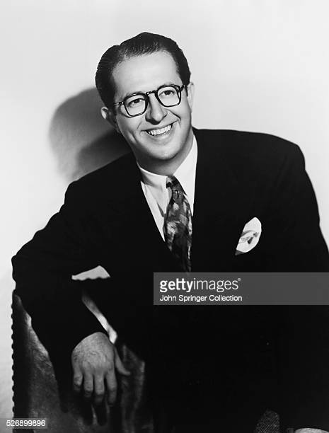 Comedic Actor Phil Silvers