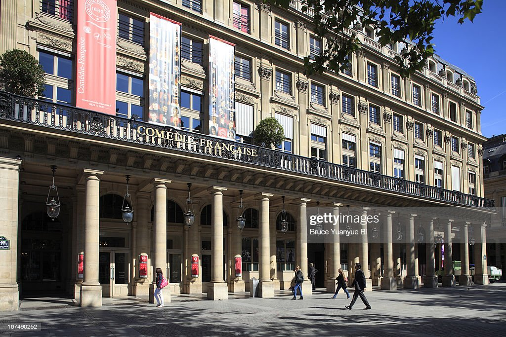 Comedie Francaise or French Theater