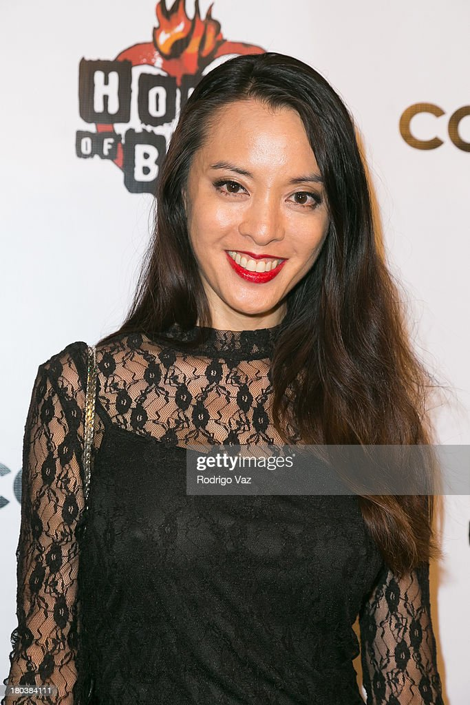 Comedienne Brenda Li arrives at Cops 4 Causes hosts 2nd Annual 'Heroes Helping Heroes' Benefit Concert at House of Blues Sunset Strip on September 11, 2013 in West Hollywood, California.
