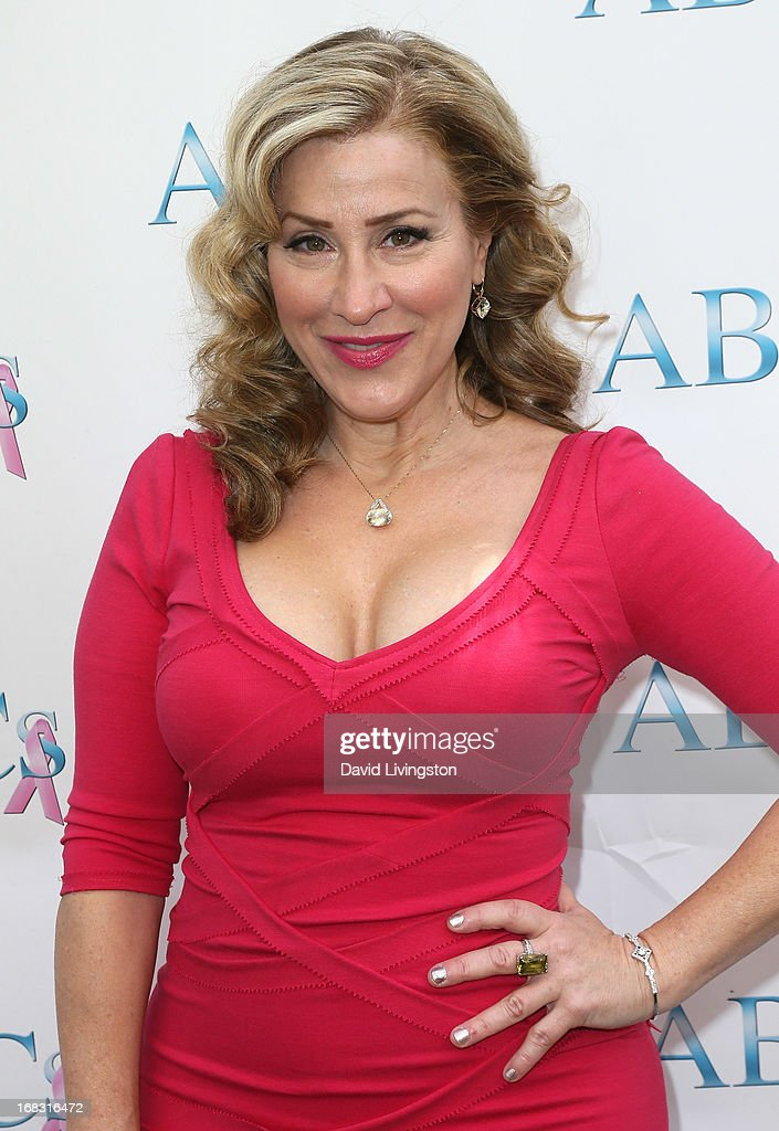 Comedienne Lisa Ann Walter attends The Associates For Breast and Prostate Cancer Studies' Annual Mother's Day Luncheon at the Four Seasons Hotel Los Angeles at Beverly Hills on May 8, 2013 in Beverly Hills, California.