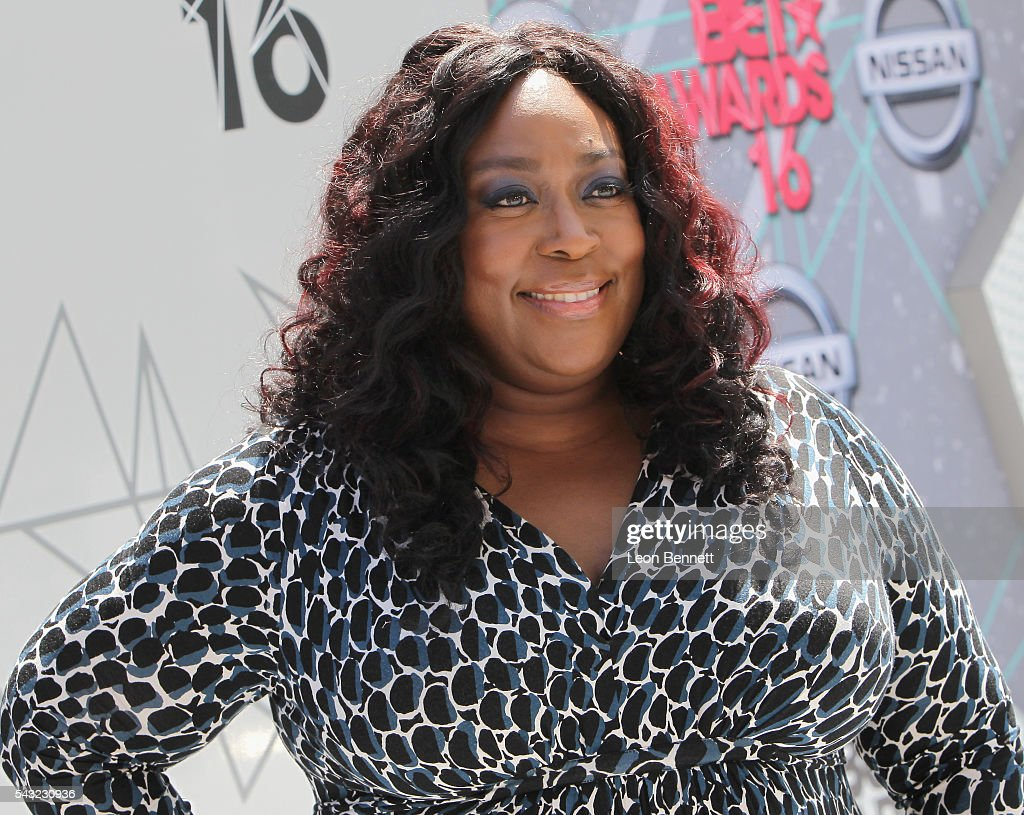 Comedienne Loni Love attends the Make A Wish VIP Experience at the 2016 BET Awards on June 26, 2016 in Los Angeles, California.