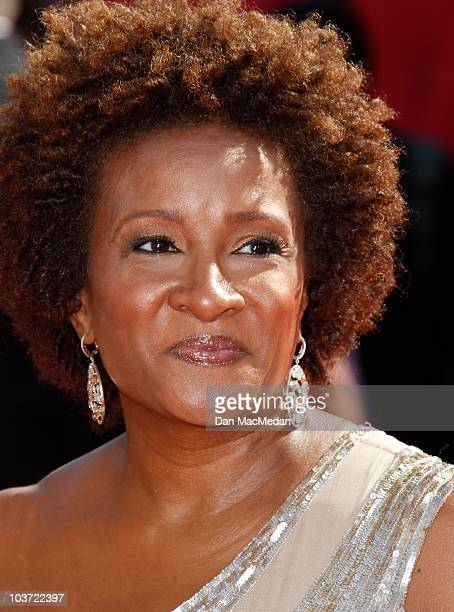 Comedienne Wanda Sykes attends the 62nd Annual Primetime Emmy Awards at Nokia Theatre Live LA on August 29 2010 in Los Angeles California