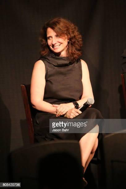 Comedy Central President Michele Ganeless participates in the Women In Entertainment panel discussion for SeriesFest Season 3 at Sie FilmCenter on...