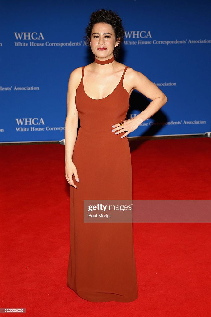 Comemdian Ilana Glazer attends the 102nd White House Correspondents' Association Dinner on April 30, 2016 in Washington, DC.