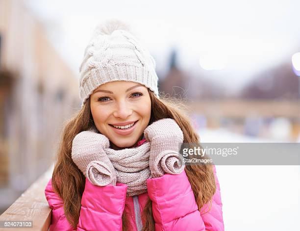 Komfort im winter Kleidung