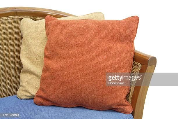 Confortável Cadeira de Vime