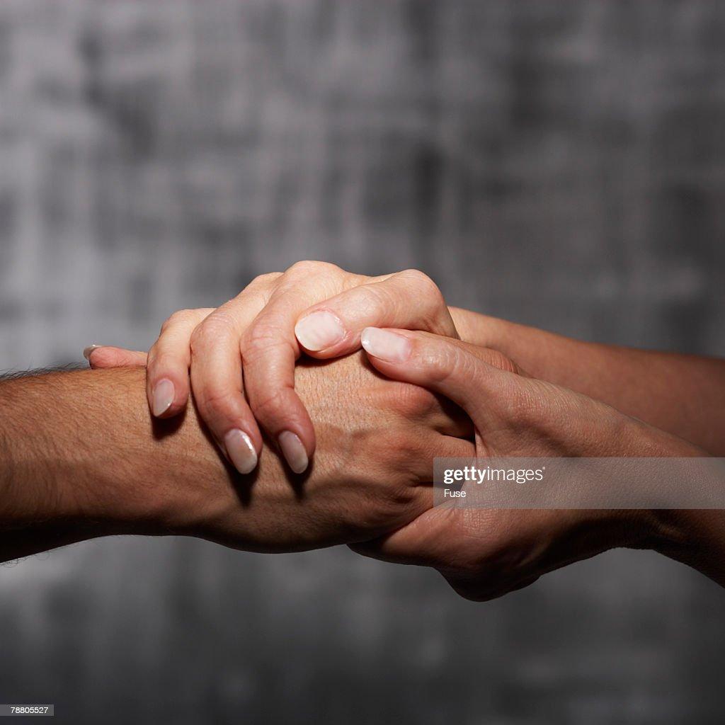 Comforting a Friend