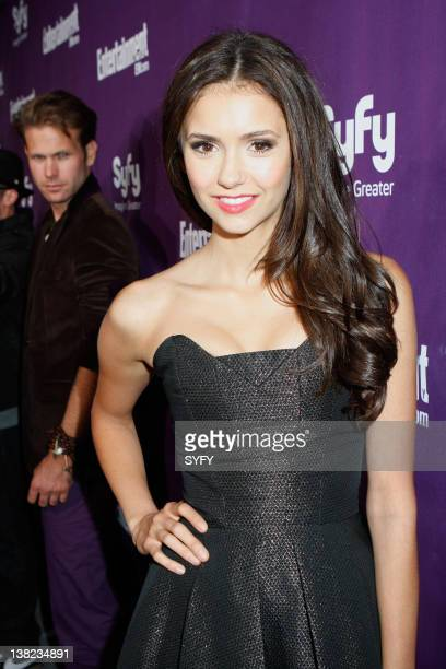 Nina Dobrev arrives at the Syfy party at the 2010 ComicCon in San Diego Ca