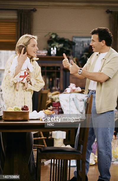 YOU 'Coming Home' Episode 1 Pictured Helen Hunt as Jamie Stemple Buchman Carter Madison Gayle as Mabel Buchman Paul Reiser as Paul Buchman Photo by...