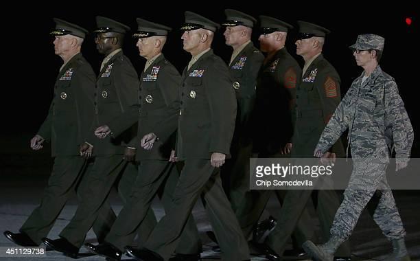 Commandant of the Marine Corps Gen James Amos Deputy Commandant Lt Gen Ronald Bailey Deputy Commandant Lt Gen William Faulkner Brig Gen James Lukeman...