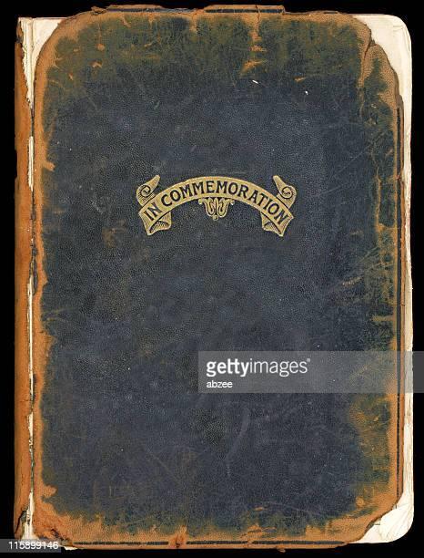 Commemorative bible cover