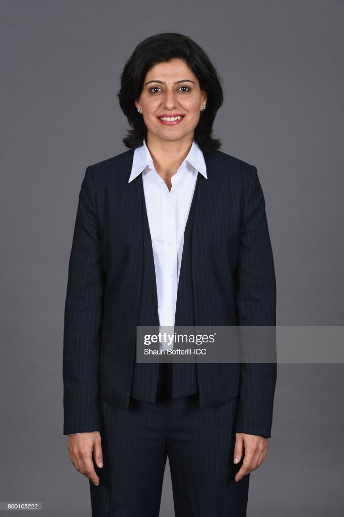 ICC Women's World Cup - Commentators Workshop and Portraits
