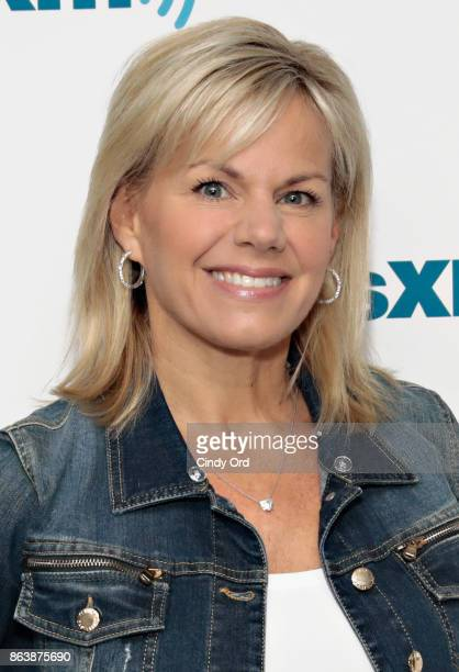 TV commentator Gretchen Carlson visits the SiriusXM Studios on October 20 2017 in New York City