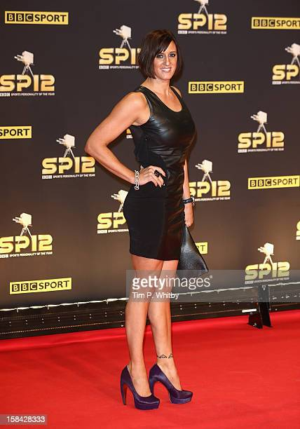 Commentator Karen Pickering attends the BBC Sports Personality of the Year Awards at ExCeL on December 16 2012 in London England