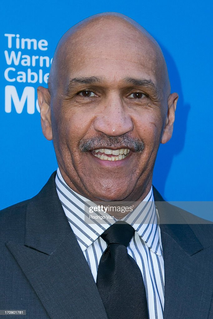 Commentator Stu Lantz attends the Time Warner Cable Media (TWC Media) 'View From The Top' Upfront at Vibiana on June 19, 2013 in Los Angeles, California.