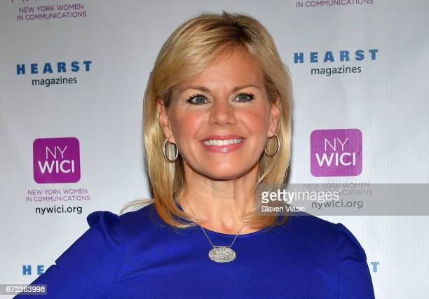 TV commentator/author Gretchen Carlson attends 2017 Matrix Awards at Sheraton New York Times Square on April 24 2017 in New York City