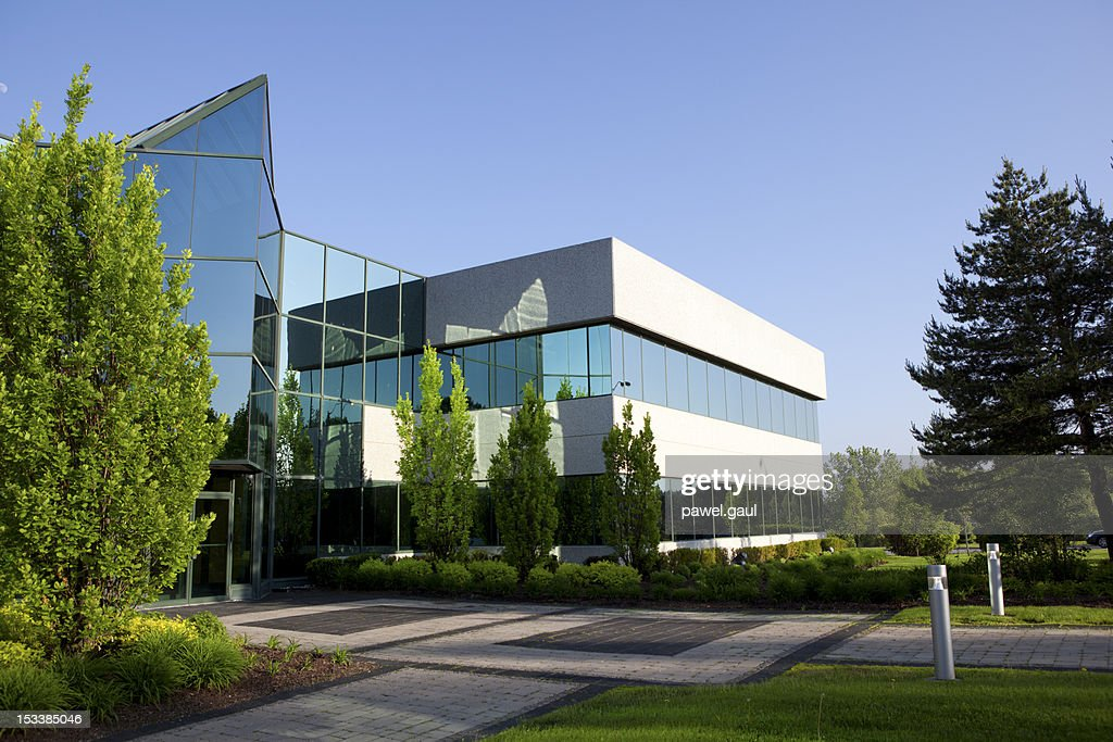 Commercial Building : Stock Photo