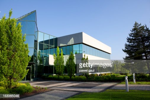 Kommerzielle Building