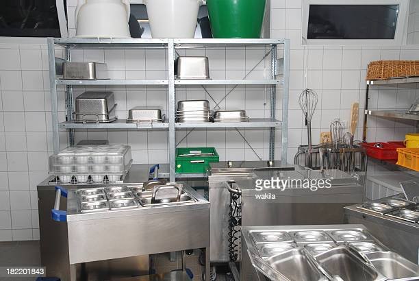 commercial cantine kitchen catering establishment
