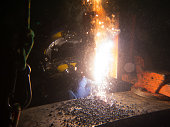 welding and cutting underwater