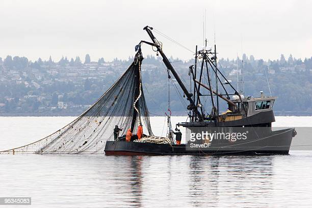 Fishing boat stock photos and pictures getty images for What is commercial fishing